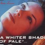 Annie Lennox, A Whiter Shade of Pale