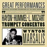 Wynton Marsalis, Haydn, Hummel, L.Mozart: Trumpet Concertos mp3