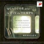 Martin Frost, Messiaen: Quatuor pour la fin du temps (Quartet for the End of Time)