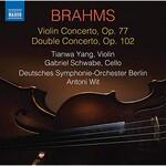 Tianwa Yang, Brahms: Violin Concerto, Op. 77 & Double Concerto, Op. 102