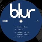 Blur, Blur Live At The BBC