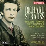 Tasmin Little, Michael McHale, Michael Collins, Julie Price, BBC Symphony Orchestra, Strauss: Concertante Works