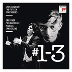 Michael Sanderling, Dresdner Philharmonie, Shostakovich Symphonies Nos. 1-3