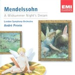 Andre Previn, London Symphony Orchestra, Mendelssohn: A Midsummer Night's Dream