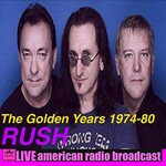 Rush, The Golden Years 1974-80