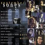 Various Artists, September Songs: The Music of Kurt Weill