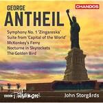 John Storgards & BBC Philharmonic Orchestra, Antheil: Orchestral Works, Vol. 3