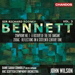 BBC Scottish Symphony Orchestra, John Wilson, Bennett: Orchestral Works, Vol. 3