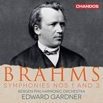 Bergen Philharmonic Orchestra, Edward Gardner, Brahms: Symphonies Nos. 1 & 3