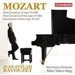 Jean-Efflam Bavouzet, Mozart: Piano Concertos