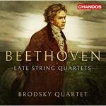 Brodsky Quartet, Beethoven: Late String Quartets