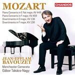 Jean-Efflam Bavouzet, Mozart: Piano Concertos, Vol. 2
