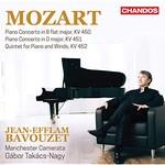 Jean-Efflam Bavouzet, Mozart: Piano Concertos, Vol. 3