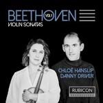 Chloe Hanslip & Danny Driver, Beethoven: Violin Sonatas, Vol. 1