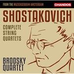 Brodsky Quartet, Shostakovich: Complete String Quartets