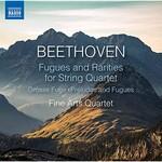 Fine Arts Quartet, Beethoven: Works for String Quartet