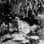 Paysage d'Hiver, Winterkalte