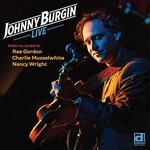 Johnny Burgin, Johnny Burgin Live