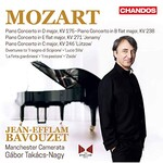 Jean-Efflam Bavouzet, Mozart: Orchestral Works