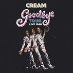 Cream, Goodbye Tour: Live 1968