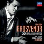 Benjamin Grosvenor, Chopin Piano Concertos mp3