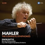 Simon Rattle, Berliner Philharmoniker, Mahler: The Complete Symphonie
