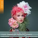 """Julien Chauvin, Le Concert de la Loge, Vivaldi: Concerti per violino VIII """"Il teatro"""""""