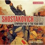 "John Storgards & BBC Philharmonic Orchestra, Shostakovich: Symphony No. 11 in G Minor, Op. 103 ""The Year 1905"""