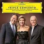 Anne-Sophie Mutter, Yo-Yo Ma,  Daniel Barenboim, West-Eastern Divan Orchestra, Beethoven: Triple Concerto; Symphony No. 7 mp3