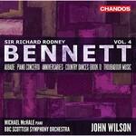BBC Scottish Symphony Orchestra, John Wilson, Bennett: Orchestral Works, Vol. 4