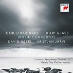 David Nebel, Stravinsky & Glass: Violin Concertos mp3
