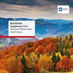 Rudolf Kempe, Beethoven: Symphonies Nos. 2 & 4