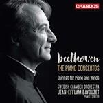 Jean-Efflam Bavouzet, Beethoven: Piano Concertos