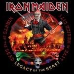 Iron Maiden, Nights of the Dead, Legacy of the Beast: Live in Mexico City