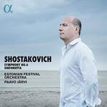 Paavo Jarvi, Shostakovich: Symphony No. 6 & Sinfonietta