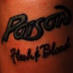 Poison, Flesh & Blood
