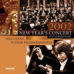 Seiji Ozawa, Wiener Philharmoniker, New Year's Concert 2002