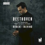 Robert Trevino, Malmo Symphony Orchestra, Beethoven: The 9 Symphonies
