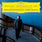 Andris Nelsons, Gewandhausorchester, Bruckner: Symphonies Nos. 2 & 8 / Wagner: Meistersinger Prelude