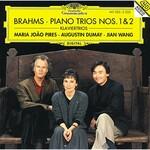 Maria Joao Pires, Augustin Dumay, Jian Wang, Brahms: Piano Trio Nos.1 Op.8 & 2 Op.87