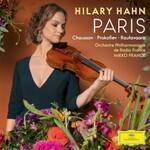 Hilary Hahn, Paris