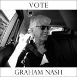Graham Nash, Vote
