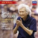 Seiji Ozawa & Saito Kinen Orchestra, Beethoven: Leonore Overture No. 3; Symphony No. 7