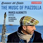 Marco Albonetti, Romance del Diablo: The Music of Piazzolla