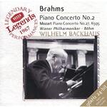 Wilhelm Backhaus & Wiener Philharmoniker & Karl Bohm, Brahms: Piano Concerto No.2 / Mozart: Piano Concerto No.27