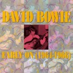 David Bowie, Early On (1964-1966)