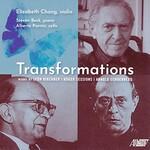 Elizabeth Chang, Steven Beck & Alberto Parrini, Transformations: Works by Leonard Kirchner, Roger Sessions, Arnold Schoenberg