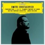 Boston Symphony Orchestra & Andris Nelsons, Shostakovich: Symphonies Nos. 1, 14, 15 & Chamber Symphony
