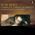 Wiener Konzerthausquartett, Schubert: Complete String Quartets