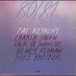Pat Metheny, 80/81